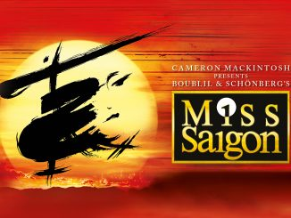 Miss Saigon Keyvisual (© BB Promotion)