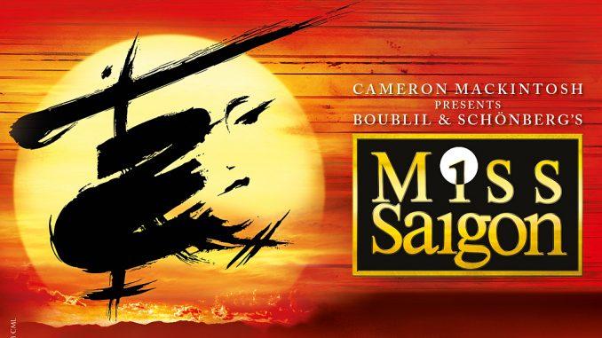 Miss Saigon Keyvisual (© BB Promotion)