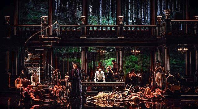 Rossinis »La Donna del Lago« am 26. Mai 19 bei den Internationalen Maifestspielen Wiesbaden
