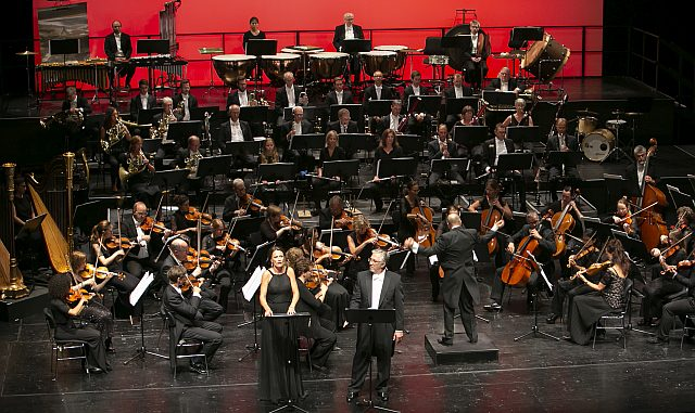 Staatstheater Mainz: Operngala zur Eröffnung der Spielzeit am 25. August 19