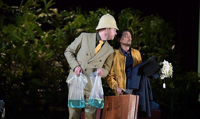 Bohuslav Martinůs »Julietta« wieder ab 13. September an der Oper Frankfurt