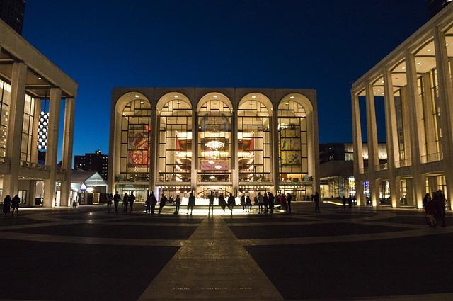 Die Met Opera Streams in der kommenden Woche (KW 19)