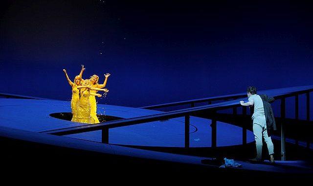 Richard Wagners »RING« von der Oper Frankfurt im kostenlosen Stream