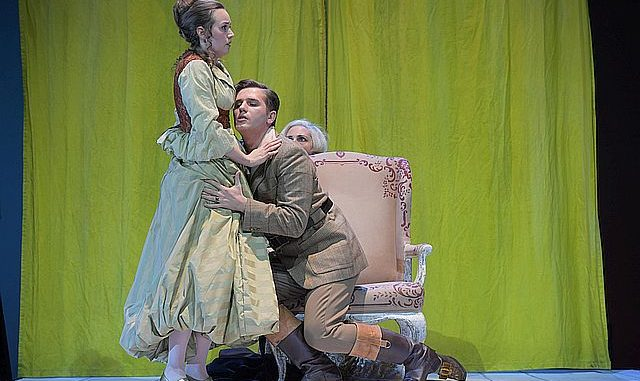 Mozarts »Le nozze di Figaro« wieder ab 18. September 20 an der ...